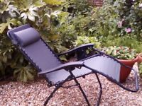 Grey Garden Lounge Chairs - New!