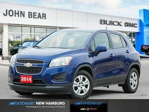 2014 Chevrolet Trax LS - TWO SETS OF TIRES!!!