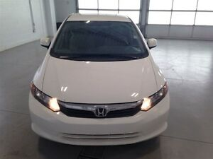 2012 Honda Civic LX| BLUETOOTH| CRUISE CONTROL| A/C| 93,659KMS Kitchener / Waterloo Kitchener Area image 9