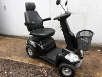 POSH 8 MPH MOBILITY SCOOTER with UNIQUE ANTI THEFT SYSTEM