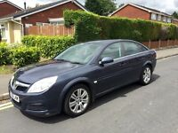 Vauxhall Vectra, 2006, NEW SHAPE, 6 Speed, 1.9cdti Diesel, 12 MONTHS MOT, 126k Low Miles, Mot Histor