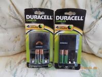 duracell battery charger.