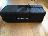 Travel cot (Mothercare)