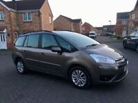 CITROEN C4 GRAND PICASSO 1.6 HDI AUTOMATIC, 7 SEATER, CRUISE, FULL HPI CLEAR