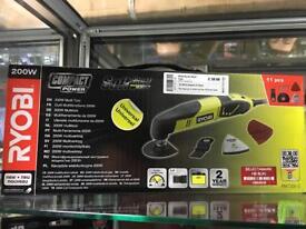 Ryobi RMT200-S 200w multi tool - new