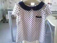 Various items of ladies/girls clothing.