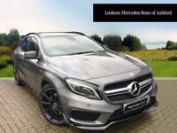 Mercedes-Benz GLA Class GLA45 AMG 4MATIC (grey) 2015-09-29