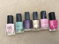 Avon nail polishes New