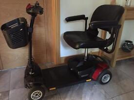 Elite travel scooter