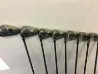 Taylormade RBZ irons graphite 4 to pw