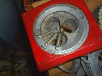 Northwestern Model 60 Toy Caps Wheel Assy