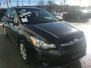 2014 Subaru Impreza 2.0i AWD *AUTOMATIC* Kitchener / Waterloo Kitchener Area image 6