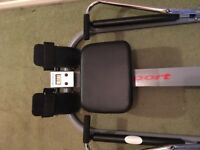 Ultrasport rowing machine