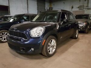 2014 MINI Cooper Countryman S + ALL4 + TOIT PANORAMIQUE + PROMO