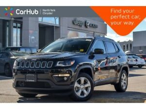 2018 Jeep Compass New Car North 4x4|Adv.Safety&Lighting,ColdWthr