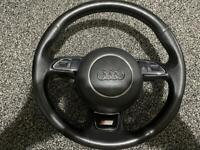 Audi A6 / A7 2011-2018 multifunctional steering wheel with airbag