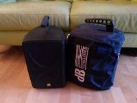 dB technologies K series 162 speakers (pair)