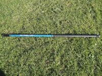 Shakespeare Fishing Pole Rod, telescopic 4 metre length, 4 sections + another 5 metre length