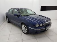 JAGUAR X-TYPE 2.0 D SE - 12 MONTH MOT - LOW MILEAGE - FULL SERVICE HISTORY - £0 DEPOSIT FINANCE