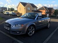 Audi A4 cabriolet 2.0 TDI S line for sale