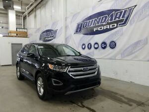 2016 Ford Edge SEL W/ Ecoboost, Leather, Sunroof, Low KMS