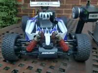Rc nitro buggy 1/8