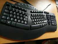 PERIBOARD-512 - Ergonomic Split Keyboard - recommended for RSI users