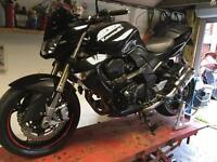 Kawasaki z1000 bf8 vgc 15500 miles PX SW-OP