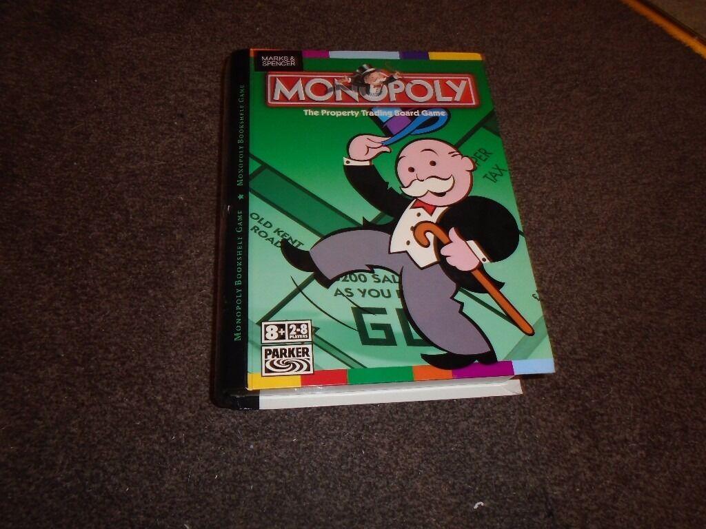 MS Monopoly Bookshelf Edition