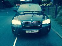 BMW X5 3.0, 2011, M-Sport, 7 seater, Cream Leather, Quick Sale