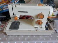 Frister and Rossman 602 sewing machine
