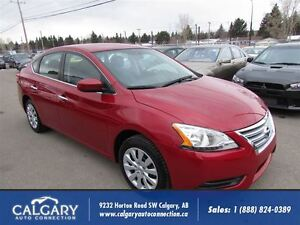 2014 Nissan Sentra 1.8 S/ LIKE NEW