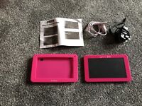 """Lexibook Barbie 7"""" HD Android Tablet"""
