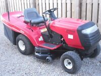 Ride on Tractor Mower