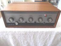 Vintage classic 1970s Leak Stereo 30 Plus amplifier - full working order