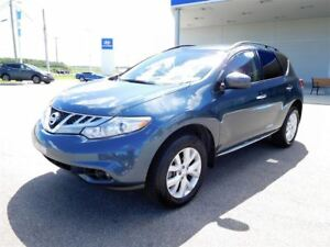 2013 Nissan Murano S,AWD,V6,MAGS,BAS MILLAGE