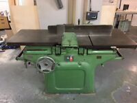 Robinson WR/T Planer Thicknesser 24 x 9 inch