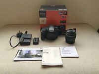 Sony A57 DSLR Camera with 18-55mm Kit Lens