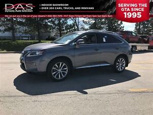 2015 Lexus RX 350 NAVIGATION/HEADS UP DISPLAY/SUNROOF