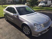 Mercedes c220 2005 sale or swap