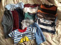 12-18m clothes bundle