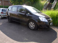 Reliable 7seater Vauxhall Zafira For Sale