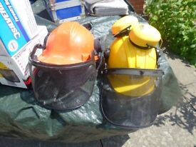 Safety Hats and Visors