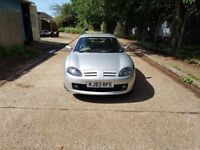 MG TF 135 SPRINT ONLY 49300 miles 2 owner from new