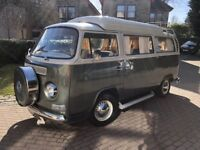 VW T2 Campervan 1971 - Beautiful Condition