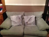 Sofa - 2 seater and 2 armchairs