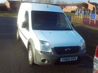 IMMACULATE FORD TRANSIT CONNECT 230 1.8 TDCI HI ROOF