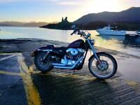 Harley Davidson Xl1200V Seventy Two