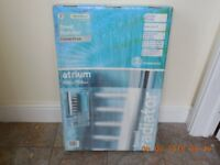HOMEBASE CURVED TOWEL RADIATOR