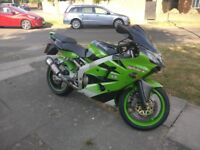 2000 Kawasaki Ninja ZX6R Very Low Mileage